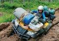 В Новгородскую область на квадроциклах