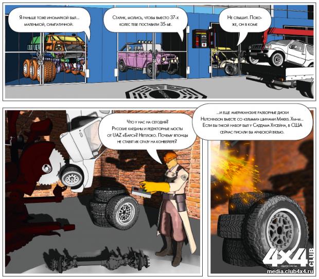 Бортовой журнал. Suzuki Jimny