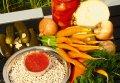 Лобио – не особо походный рецепт