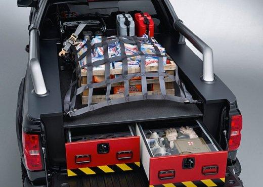 Жесткий мужской концепт – Silverado Z71 Volunteer Firefighter