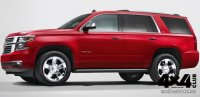 Мастодонты марки Chevrolet станут завзятыми модниками