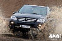 Статусный Mercedes-Benz ML не теряет привлекательности с годами