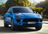 Porsche Macan выходит на российский рынок