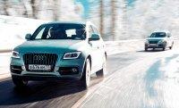 Audi Q5 hybrid Quattro: бесшумен иэкологичен
