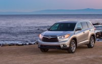 Toyota Highlander дан старт официальных продаж