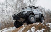Nissan Patrol, подготовленный для приполярных экспедиций