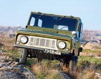 Великолепный вездеход ЛуАЗ-969 «Волынь»