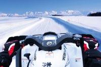 Зимние перчатки для квадроциклистов и водителей снегоходов