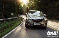 Mazda CX-5 2.2D активнее иных бензиновых