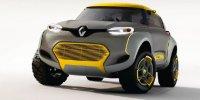 Кроссовер Renault Kwid Concept & Концепт-кара Honda Vision XS-1