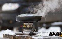 Внедорожная кулинария не чужда высокой кухни. Сегодня приготовим французский террин