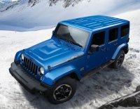 Jeep Wrangler в версии Polar – стильный парень