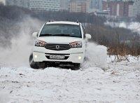 Новое поколение полноразмерного корейского внедорожника SsangYong Stavic со скромным дизелем