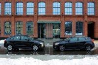 Audi Q3 и Volvo V40 ведут интеллектуальный спор, кто лучше