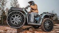 Безвоздушные шины Terrain Armor для квадроцикла Polaris Sportsman WV850