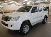 Arctic Trucks Russia – сертифицированный автопроизводитель