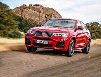 BMW X4 покажут в Нью-Йорке