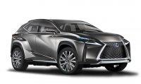 Серийный Lexus NX дебютирует в Пекине