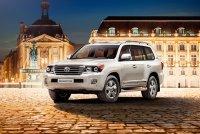 Toyota Land Cruiser 200 – бурый песчаник