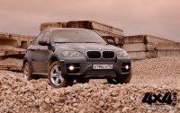 Первый и единственный в мире представитель Sport Activity Coupe – BMW X6