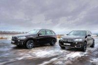 BMW X5 спорит сам с собой