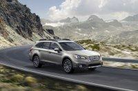 Мировая премьера нового Subaru Outback на Международном автосалоне в Нью-Йорке
