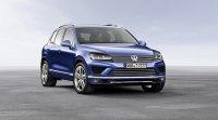 Марка Volkswagen представила обновленный Touareg и Golf R 400 на автосалоне Auto China-2014