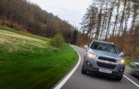 Chevrolet Captiva: семейный кроссовер поменял лицо и приобрел новые опции