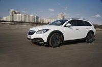 Opel Insignia Country Tourer с точки зрения семейных ценностей