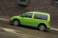 Volkswagen Caddy. Четыре ведущих плюс кубометры полезного объема