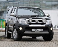 Даже неновая Toyota HiLux вас не подведет, если ее холить и лелеять