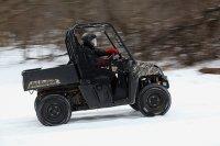 UTV Polaris Ranger 570 EFI – хороший помощник по хозяйству, а в свободное время – товарищ в покатушках