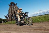 Новая линейка бюджетных мотоциклов Stels «Десна» – то, что доктор прописал для сельской местности