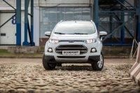 Субкомпактный кроссовер Ford EcoSport проходит дорожные испытания в России