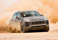 Porsche представила кроссовер Macan с 4-цилиндровым 2-литровым двигателем