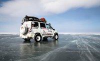 Полярная экспедиция UAZ  финишировала