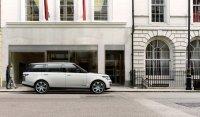 Длиннобазный Range Rover с прицелом на VIP-пассажира