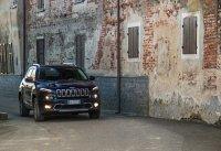 Тест-драйв нового Jeep Cherokee
