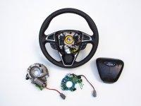 Ford разработал новейшую систему рулевого управления