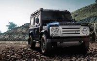 Компания Jaguar Land Rover Россия представляет специальную серию легендарного внедорожника Defender «Русские витязи»
