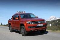 Volkswagen на выставке полноприводных автомобилей представил две новые модификации Amarok