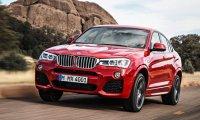 BMW объявила российские цены на X4