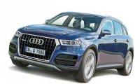 Новое поколение Audi Q7, возможно, получит электрический турбонаддув