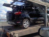 Ford EcoSport замечен в России