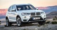 BMW назвал цены на обновленный X3: Российские автомобили будут дороже американских