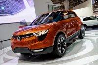 В следующем году SsangYong выведет на рынок новый кроссовер X100