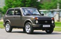 В интернете появились фотографии Lada 4x4 Urban