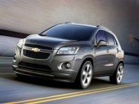 Российская премьера Chevrolet Tracker состоится в конце августе на Московском автосалоне