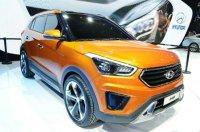 Стали известны цены на новый компактный кроссовер Hyundai ix25