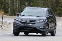 Обновлённая Honda CR-V появится не раньше 2015 года